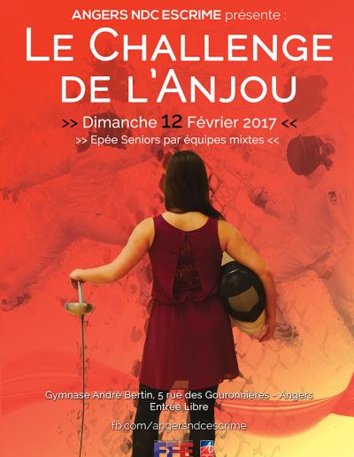 Challenge de l'Anjou 2017